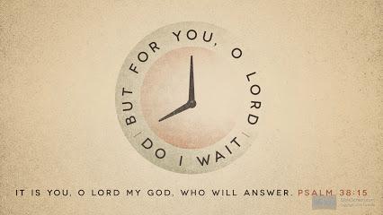 Psalm 38.15